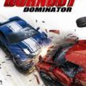 PSP: Burnout: Dominator (käytetty)