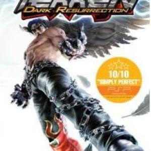 PSP: Tekken: Dark Resurrection PSP essentials (käytetty)
