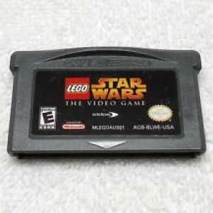 GBA: LEGO Star Wars: The Video Game (käytetty)