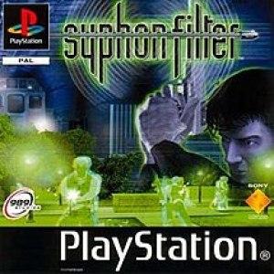 PS1: Syphon Filter PS1 (CIB) (käytetty)