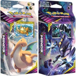 Pokemon SM11 Unified Minds Theme Deck