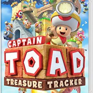 Switch: Captain Toad Treasure Tracker