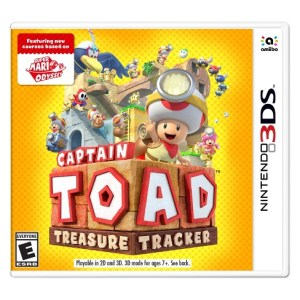 3DS: Captain Toad Treasure Tracker