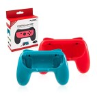 Switch: DOBE Nintendo Switch Joy-Con Controller Grips (RED & BLUE)