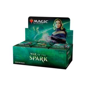 MTG - War of the Spark Booster Display
