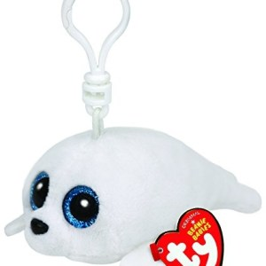 TY Beanie Boos ICY - White seal clip