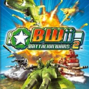 Wii: Battalion Wars 2 (käytetty)