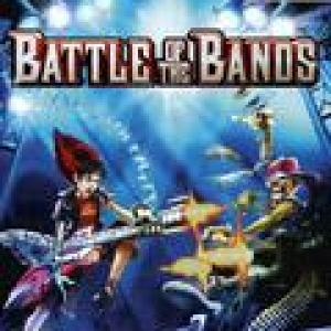 Wii: Battle Of The Bands (käytetty)