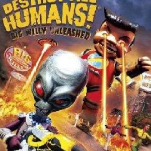 Wii: Destroy All Humans! Big Willy (käytetty)