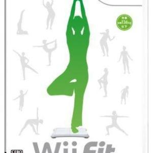 Wii: Wii Fit peli (käytetty)