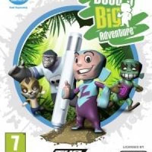 Wii: uDraw: Doods Big Adventure (käytetty)