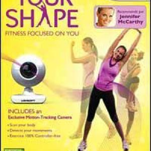 Wii: Your Shape (käytetty)