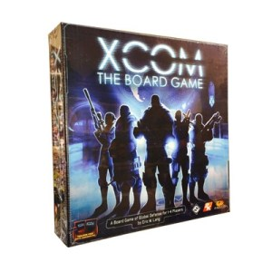 Xcom Board Game (ENG)