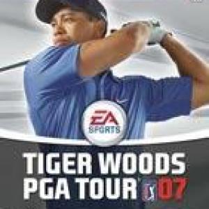 Xbox 360: Tiger Woods PGA Tour 07 (käytetty)