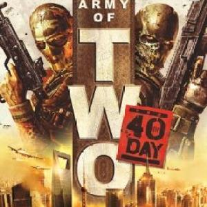 Xbox 360: Army Of Two: The 40th Day (käytetty)