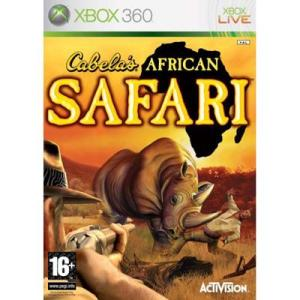 Xbox 360: Cabelaïs African Safari