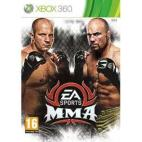 Xbox 360: MMA - Mixed Martial Arts (käytetty)