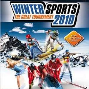 Xbox 360: Winter Sports 2010 (käytetty)