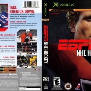 Xbox: ESPN NHL 2K4 (käytetty)