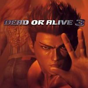 Xbox: Dead or Alive 3 (käytetty)