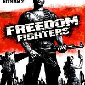 Xbox: Freedom Fighters (käytetty)