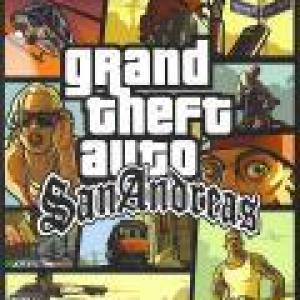 Xbox: GTA San Andreas (käytetty)