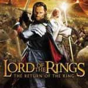 Xbox: Lord of The Rings: Return of the King (käytetty)