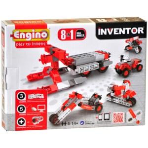 Engino INVENTOR 8 MODELS MOTORBIKES