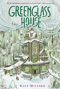 Greenglass House by Kate Milford (Clarion, 2014)
