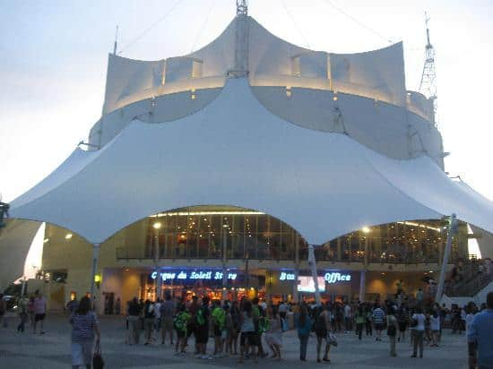 The Science Behind Cirque du Soleil