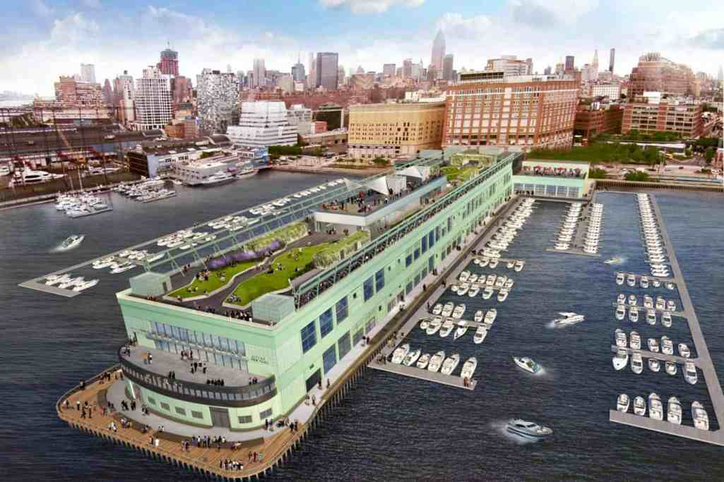 A Bouyant New York City Pier is Set for a Major Makeover