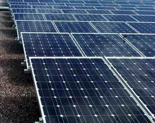 McCormick Belcamp Distribution Center Solar Panel Installation