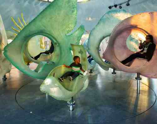 SeaGlass Carousel at Battery Park
