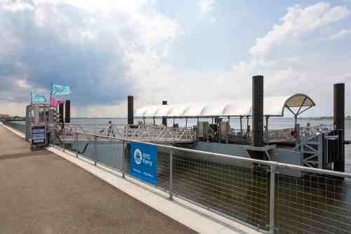 NYC Ferry Landings - Rockaway