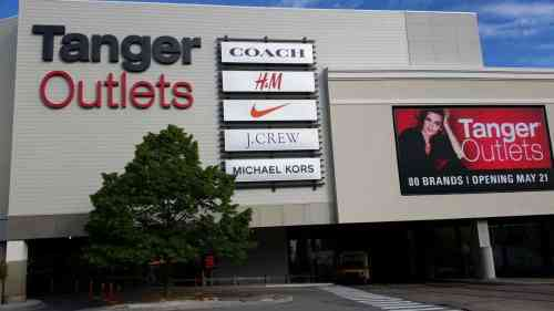 Tanger Outlets at Foxwoods - Connecticut Engineering