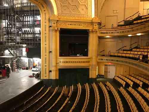 Hudson Theatre Renovation