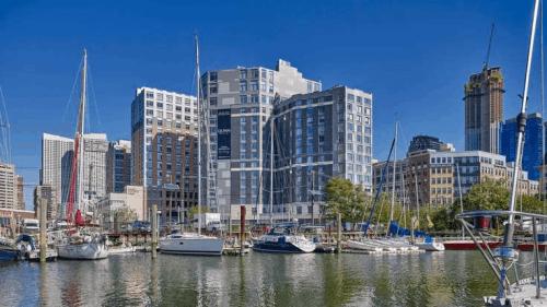 Van Vorst - Jersey City Luxury Apartments Mixed-Use