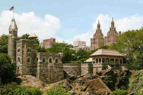 Belvedere Castle Geothermal NYC Engineering