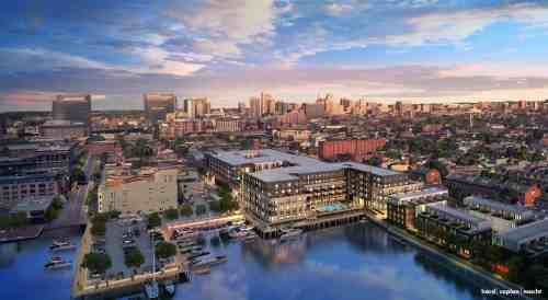 The Pennant - Waterfront Community Adaptive Reuse