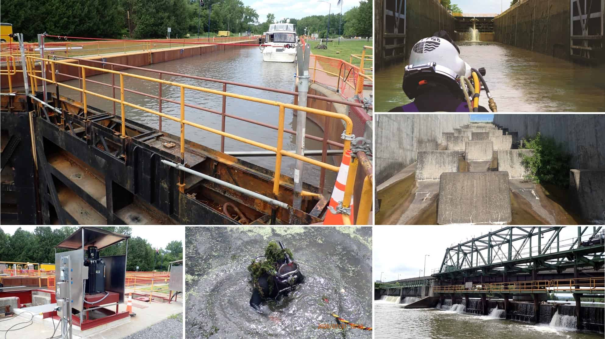 Canal Engineering Services and Reopening