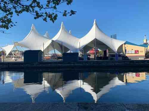 MECU Pavilion Renovations