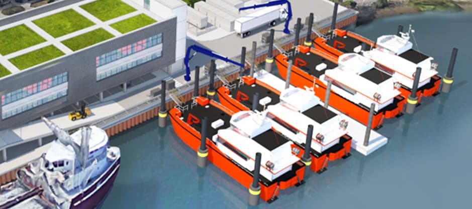 Offshore Wind Energy - Operations and Maintenance Facility