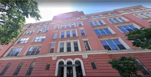 Building Conversion For Mount Sinai's Beth Israel Behavioral Health Center
