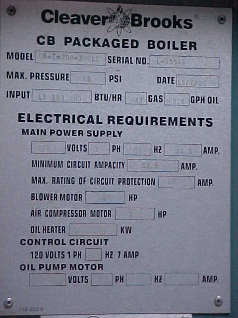 What Does Motor Nameplate Information Mean? by ARESCO. Inc.