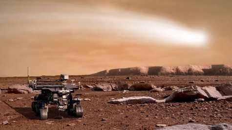 ABD yakında Mars'a gidiyor