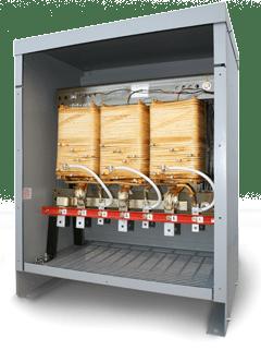 Custom 600V Class, Dry Type General Purpose Distribution