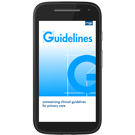 Guidelines app