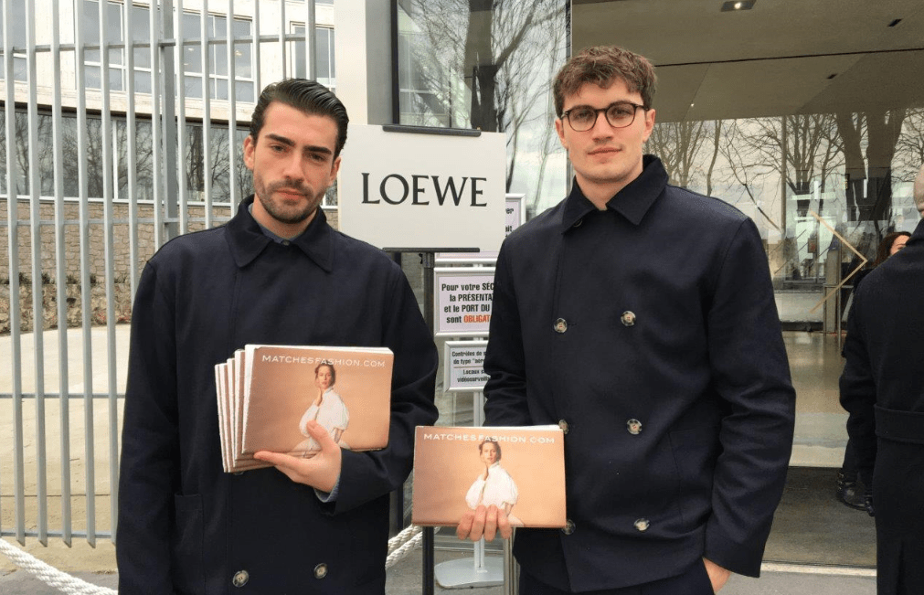Loewe Show @ Paris Fashion Week, Unesco Building, Paris