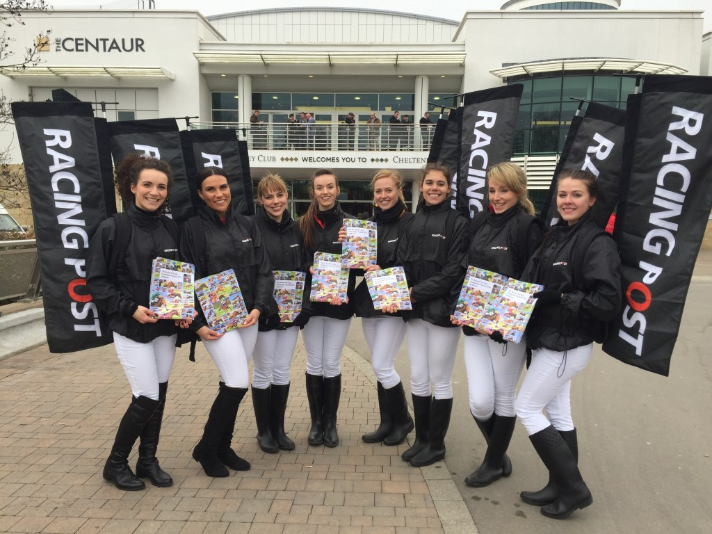 Racing Post promotion @ The Cheltenham Gold Cup