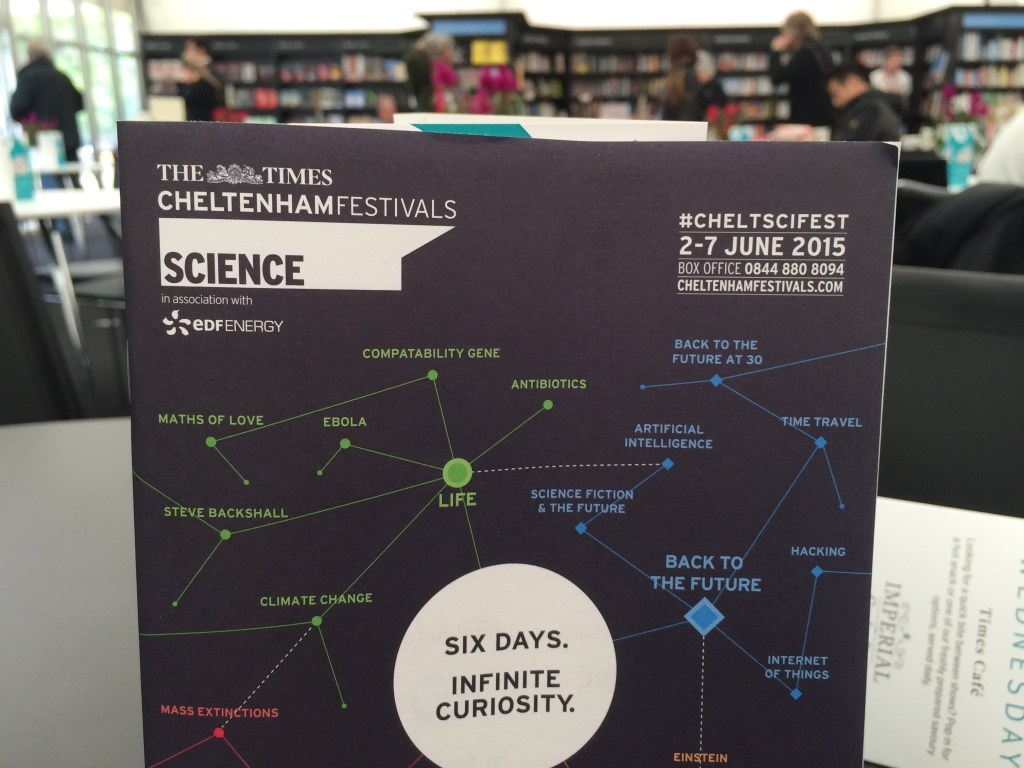 The Times Science Festival Cheltenham